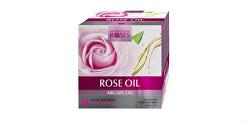 Denní pleťový krém proti vráskám Roses and Argan Oil (Anti-Wrinkle Day Cream) 50 ml