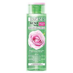 Micelárna voda pre problematickú pleť Roses Acne Help (Micellar Water) 400 ml