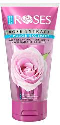 Peelingový pleťový gel Roses Rose Ellixir (Deep Cleaning Face Scrub) 150 ml