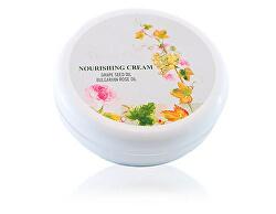 Vyživující pleťový krém Grape and Rose Oils (Nourishing Cream) 150 ml