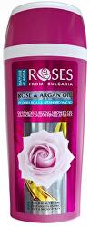 Zvlhčující sprchový gel pro suchou pokožku Rose and Argan Oil (Deep Moisturizing Shower Gel) 250 ml