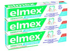 Whitening Zahnpasta für empfindliche Zähne3 x 75 ml