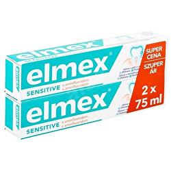 Zubní pasta pro citlivé zuby Sensitive Duopack 2 x 75 ml