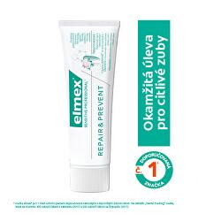 Zubná pasta pre úľavu od bolesti Sensitive Professional Repair & Prevent 75 ml