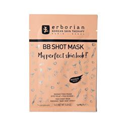 Rozjasňujúci pleťová maska BB Shot Mask (Face Sheet Mask) 14 g