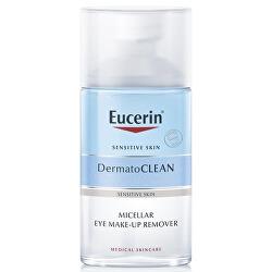 Micelárny odličovač očí Derma toCLEAN (Micellar Eye Make-up Remover) 125 ml