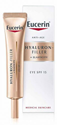 Oční krém Hyaluron-Filler+ Elasticity (Eye Cream) 15 ml