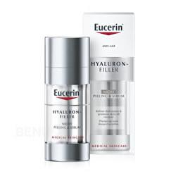 Nočné obnovujúce a vypĺňajúce sérum Hyaluron Filler (Night Peeling & Serum) 30 ml