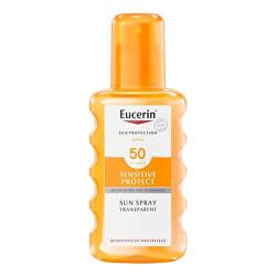 Transparentný sprej na opaľovanie SPF 50 (Sun Clear Spray) 200 ml