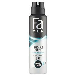 Antiperspirant Men Xtreme Invisible Fresh 48H Protection (Anti-perspirant) 150 ml