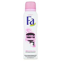 Antiperspirant ve spreji Invisible Sensitive Rose & Hawthorne (Anti-perspirant) 150 ml
