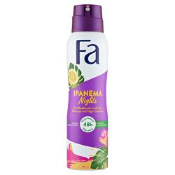 Deodorant ve spreji Ipanema Nights 150 ml