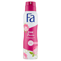 Deodorant ve spreji Pink Passion (Anti-Stains Deodorant) 150 ml