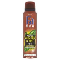 Deodorant ve spreji pro muže Amazonia Spirit 150 ml