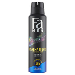 Deodorant ve spreji pro muže Ipanema Nighs 150 ml