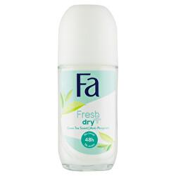 Kuličkový antiperspirant Fresh & Dry Green Tea Sorbet (Anti-perspirant) 50 ml