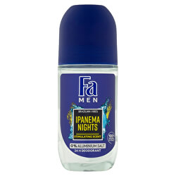 Kuličkový deodorant Men Ipanema Nights (24H Deodorant) 50 ml