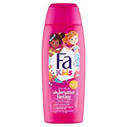Sprchový gel a šampon s vůní ovoce Kids (Shower Gel & Shampoo) 250 ml