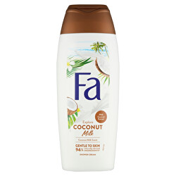 Sprchový krém Coconut Milk (Smoothly Caring Shower Cream) 400 ml