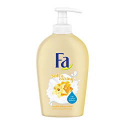 Tekuté mýdlo Soft & Caring Vanilla Honey Scent (Gently Caring Cream Soap) 250 ml