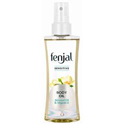 Tělový olej ve spreji Sensitive (Body Oil) 145 ml