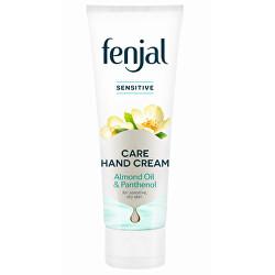 Krém na ruce Sensitive (Care Hand Cream) 75 ml