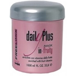 Ovocná maska na vlasy Daily Plus (Mask In Fruity) 1000 ml
