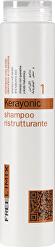 Rekonstrukční šampon na vlasy Kerayonic (Shampoo) 250 ml