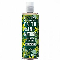 Antibakteriális folyékony szappan Tengeri moszat & citrus (Hand Wash) 400 ml