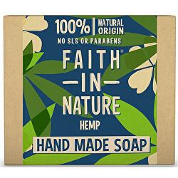 Rostlinné tuhé mýdlo s citronovou trávou (Hand Made Soap) 100 g
