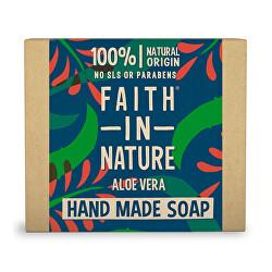 Rastlinné tuhé mydlo Aloe Vera (Hand Made Soap) 100 g