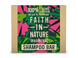 Tuhý šampon pro slabé a poškozené vlasy Dračí ovoce (Shampoo Bar) 85 g