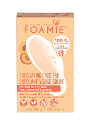 Čisticí pleťové mýdlo s exfoliačním efektem (Exfoliating Cleansing Face Bar) 60 g