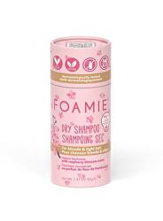 Suchý šampon pro hnědé a tmavé vlasy Berry Brunette (Dry Shampoo) 40 g
