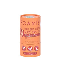 Tělové máslo Oat to Be Smooth (Solid Body Butter) 50 g