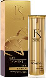Pigment Emulsion - Emulze s kmenovými buňkami na zesvětlení pigmentace SPF 25 30 ml