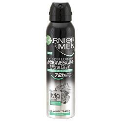 Antiperspirant pro muže s magnéziem (Magnesium Ultra Dry) 150 ml