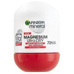 Antiperspirant roll-on pre ženy s magnéziom (Magnesium Ultra Dry) 50 ml