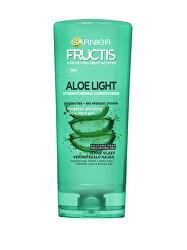 Balzám na posílení jemných vlasů s aloe vera (Strengthening Conditioner) 200 ml