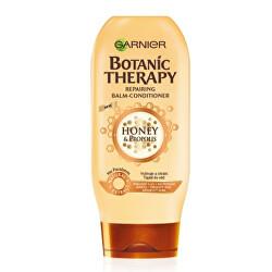 Balzám na vlasy s medem a propolisem na velmi poškozené vlasy Botanic Therapy (Repairing Balm-Conditioner) 200 ml