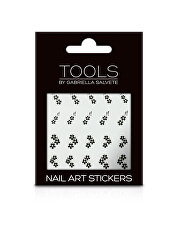 3D nálepky na nechty Tools Nail Art Sticker 09