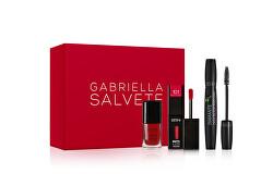 Darčeková sada dekoratívnej kozmetiky Gift Box Red`s