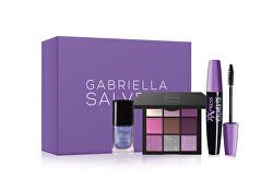 Darčeková sada dekoratívnej kozmetiky Gift Box Violet