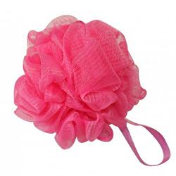 Burete de spălat pentru masaj Pink (Mesh Massage Bath Sponge)