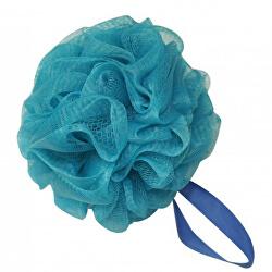 Burete de spălat pentru masaj Turquoise(Mesh Massage Bath Sponge)