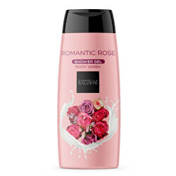 Gel de duș romantic Rose(Shower Gel) 250 ml