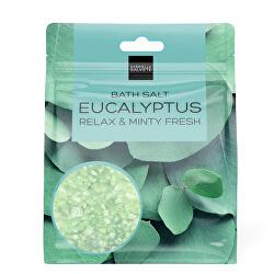 Sůl do koupele Eucalyptus Relax & Minty Fresh (Bath Salt) 80 g