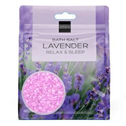 Sare de baie Lavender Relax & Sleep (Bath Salt) 80 g