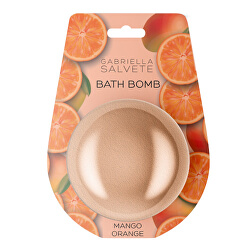 Bombă de baie efervescentă Mango Orange(Bath Bomb) 100 g