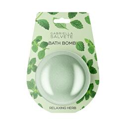 Šumivá bomba do koupele Relaxing Herb (Bath Bomb) 100 g